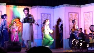 getlinkyoutube.com-Lavni Performance at Pune Festival 2015 at Bal Gandharva Rangmandir, Pune  Part 4