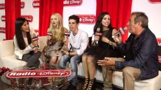getlinkyoutube.com-Cast of Descendants at D23 Expo 2015   Radio Disney