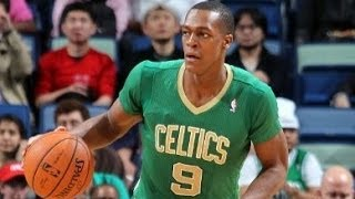 Rajon Rondo 6 points,14 assists,8 rebounds vs New Orleans Pelicans 3/16/2014 - Full Highlights [HD]