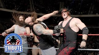 getlinkyoutube.com-16-Man Tag Team Match: WWE Tribute to the Troops 2015