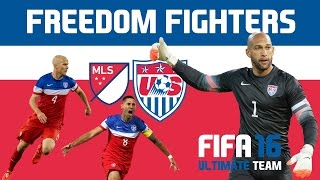 getlinkyoutube.com-Freedom Fighters | FIFA 16 Ultimate Team Road to Glory | Episode 1