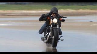 getlinkyoutube.com-Trash Trip en Harley Davidson  - vidéo officielle Moto Journal