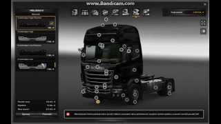 getlinkyoutube.com-Tuning Scania R & StreamLine v1.3 (1.18.1) by RJL