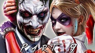 getlinkyoutube.com-BATMAN RETURN TO ARKHAM (Arkham Asylum) Walkthrough Gameplay Part 9 - Titans (PS4 Pro)