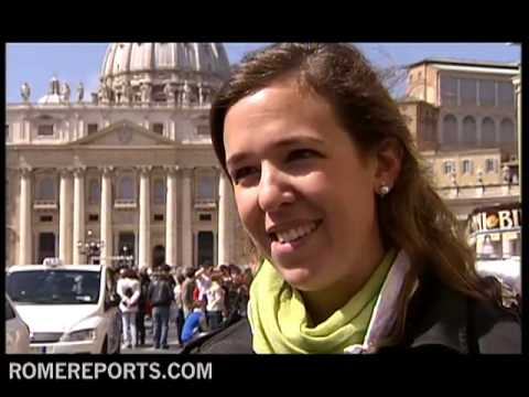 Benedict XVI thanks organizers of WYD Madrid 2011 for their work