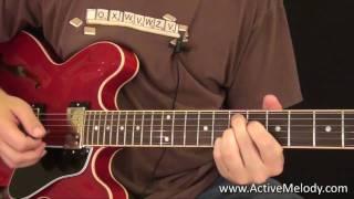 getlinkyoutube.com-B.B. King's Guitar Style - Guitar Lesson