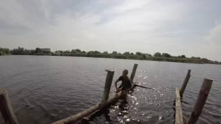 getlinkyoutube.com-VLOG Денис Рябзя, прыжок в воду, турники. #1 Видео Влог
