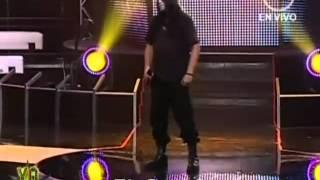 getlinkyoutube.com-Metalero causa Terror en el casting de Yo Soy