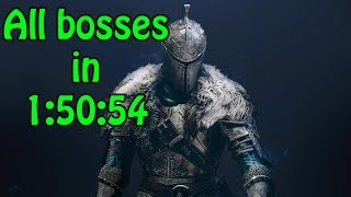 getlinkyoutube.com-Dark Souls 2 Speedrun - All bosses 1:50:54