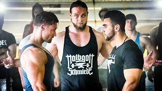 Men's Physique VS Street Workout - STRENGTH WARS 2k16 #14