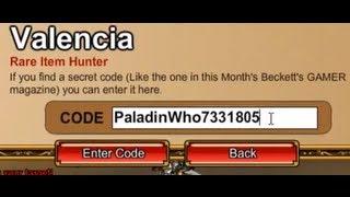 getlinkyoutube.com-AQWorlds NEW Special Code 2014