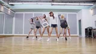 getlinkyoutube.com-HELLOVENUS (헬로비너스) - 위글위글 (Wiggle Wiggle) Dance Practice Ver. (Mirrored)