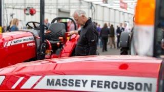 Massey Ferguson - Livestock 2015 Show - Birmingham, England
