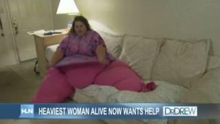getlinkyoutube.com-Heaviest woman alive wants help