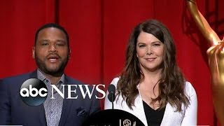 2016 Emmy Award Nominations Announced
