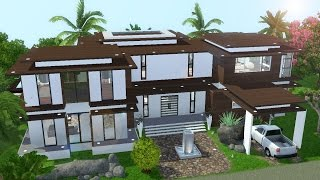 getlinkyoutube.com-The sims 3 house building │ Zen Art [HD]