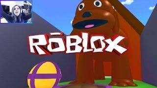 getlinkyoutube.com-ROBLOX ESCAPE THE PET SHOP OBBY | RADIOJH GAMES WITH FACECAM