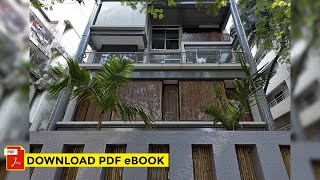 Urban House in Mumbai by Architect Nitin Killawala
