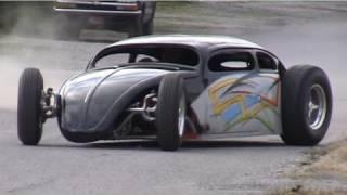 getlinkyoutube.com-GSXR Powered VW Bug HotRod