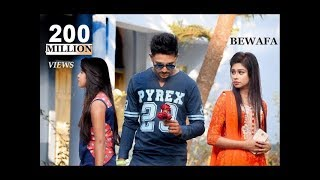 Bewafa Hai Tu| Heart Touching Love Story 2018| Latest Hindi New Song | By LoveSHEET | Till Watch End width=