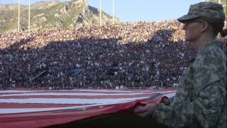 Surprise Video: U.S. Soldier Returns Home To Stun Family At BYU Football Game