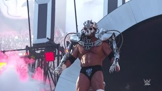 getlinkyoutube.com-Behind the scenes of Triple H's WrestleMania 31 entrance