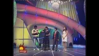 getlinkyoutube.com-Manada Mayilada 8 Arjun - Exchange Round