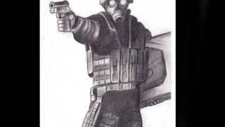 getlinkyoutube.com-How to draw HUNK - Resident Evil Operation Raccoon City