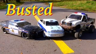 getlinkyoutube.com-RC CWR Busted Dodge taken down after high speed pursuit