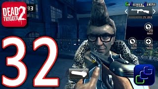 getlinkyoutube.com-DEAD TRIGGER 2 Android Walkthrough - Part 32 - Europe Campaign: Uninvited Guest