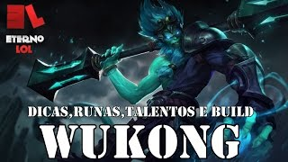getlinkyoutube.com-League of Legends - Dicas - WUKONG FULL DANO - [Pré Season 6]