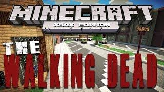 getlinkyoutube.com-Minecraft Xbox 360/One: Modded Walking Dead Adventure Map