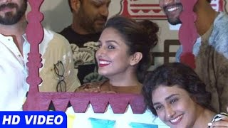getlinkyoutube.com-Huma Qureshi At Khidkiyaan Theatre Fastival