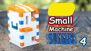 getlinkyoutube.com-Mini LEGO Candy Machine | Small Machine Summer #4