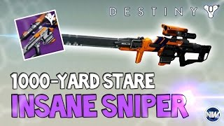 getlinkyoutube.com-Destiny 1000-Yard Stare Sniper Rifle Review | BEST PvE SNIPER!