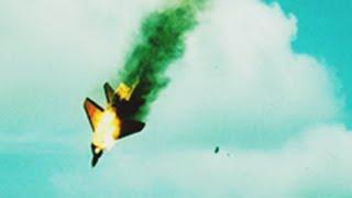 getlinkyoutube.com-عــــاجــــل :  إسقاط طائرة مغربية F16 على يد حوثيين باليمن !!