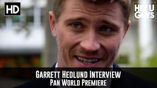 getlinkyoutube.com-Garrett Hedlund Interview - Pan World Premiere