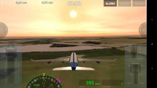 getlinkyoutube.com-Extreme Landings Pro. Extreme Challenges. Level 3. Mission 18. Fly Low.