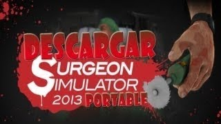 Tutorial | Descargar Surgen Simulator Portable ᴴᴰ