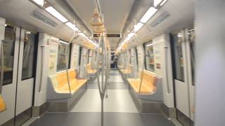 getlinkyoutube.com-Opening day of Downtown Line MRT