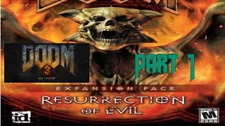 Doom 3 RoE Part 1 - Erebus 1 & 2 (Helltime Hunter fight) width=