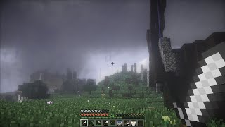 getlinkyoutube.com-Minecraft: Tornado Survival ~ Season 2, Episode 18 (Get out of the way!)