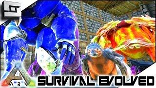 getlinkyoutube.com-ARK: Survival Evolved - BABY DINO ARGY! S2E49 ( Gameplay )