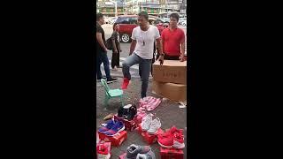 Kwelang Tindero ng Sapatos [Must Watch]