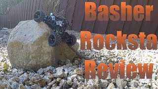 HK Basher Rocksta: Review and Drive