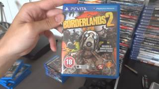 getlinkyoutube.com-My PS Vita Game Collection (July 2014)