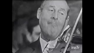 getlinkyoutube.com-« Cheek to cheek » par le Stéphane Grappelli Quartet (1960)