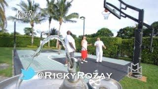 Rick Ross - Basketball Vlog