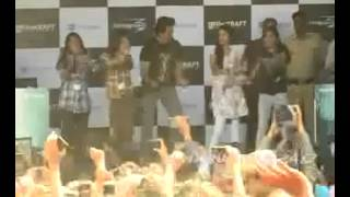 getlinkyoutube.com-Hrithik Roshan at DSI for the promotion of krrish 3