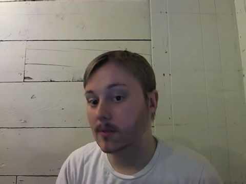 Drag King Facial Hair Tutorial
